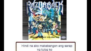 Tabi Ng Bulkan By Razorback (Music & Video with Lyrics)