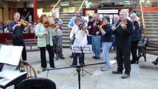 Palatine Fiddlers  Colin Charltons Reel