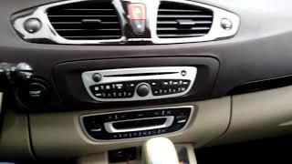 видео авто RENAULT SCENIC в кредит