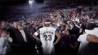 LeBron James - HD High School Clips (from More Than A Game)