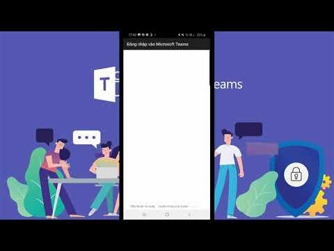 Hướng dẫn cài đặt và đăng nhập Microsoft Teams bằng điện thoại