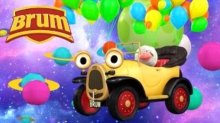 ★Brum★🚀 Brum Goes to Space 🚀 | KIDS SHOW FULL EPISODE