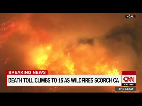 Fire chief: We got outrun by the fires