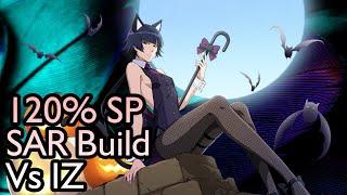 Soi Fon (Too Much Nya 😐 Ver) 120% SP 42% SAR Vs Inheritance Zone
