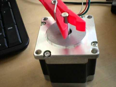 Conmutación automatica diodos de Clamping en Picgoto++