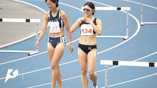 2021 고성 전국 실업육상경기대회 400m 결승 이미지