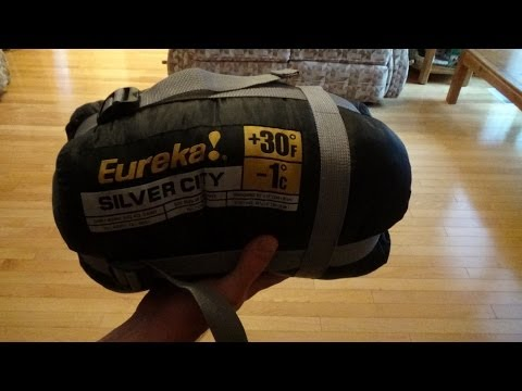 Eureka Silver City Sleeping Bag Review