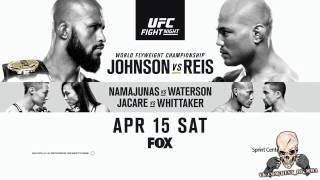 Дорога к восьмиугольнику UFC  Жакарэ Соу... Уиттак