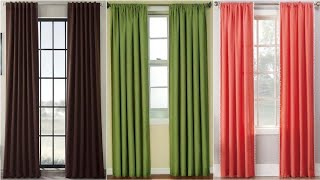 Top 150 window curtains designs - Living room decorating ideas 2020