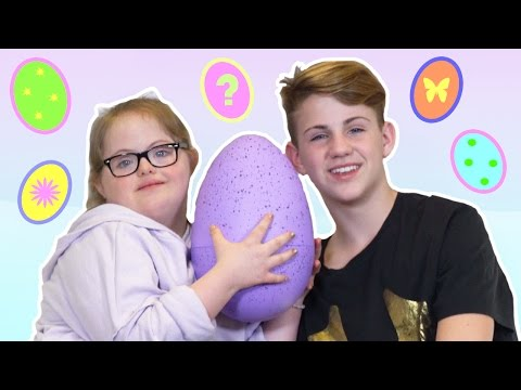 ULTIMATE EGG PRANK SURPRISE! (Sarah Grace & MattyBRaps)