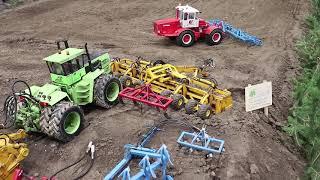 RC Traktoren Modellbau Messe Leipzig 2018