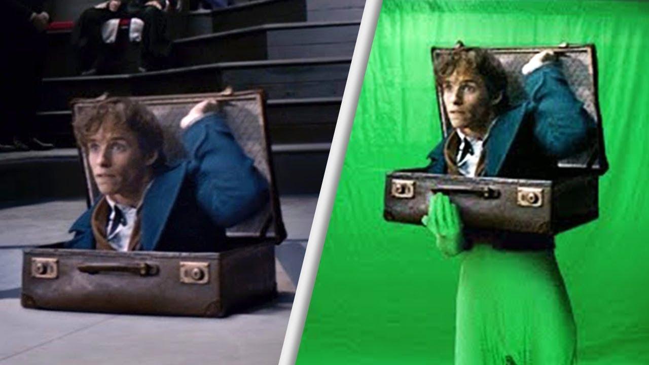 8 фильмов до и после спецэффектов