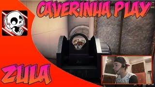 💀FPS ZULA DE PC  CAVERINHA PLAY
