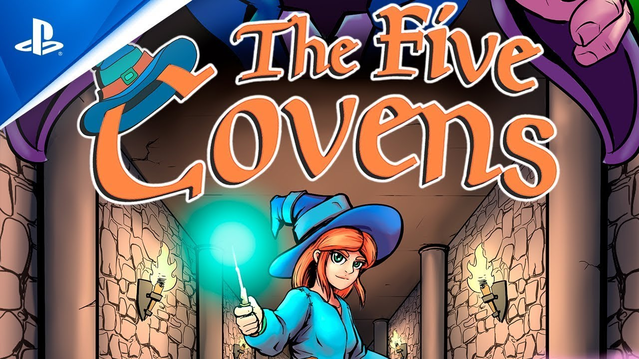 The Five Covens ya disponible en PlayStation Store