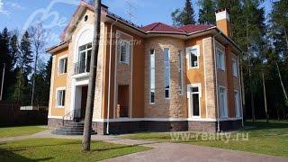 Дом под ключ 360 кв.м на лесном участке 17.5 соток в КП ВИК