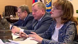 Глава области встретился с активом регионального отделения Общероссийского Народного Фронта