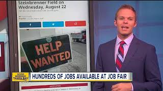 Hundreds Of Jobs Available At Wednesday Job Fair