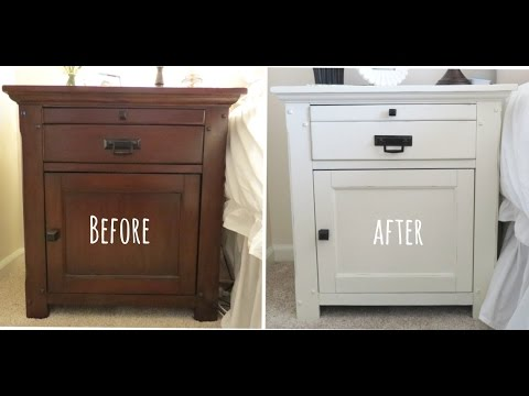 Furniture Makeover Using Annie Sloan Chalkpaint! Mp3