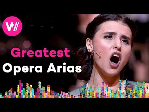 The 10 Most Popular Opera Arias - by classical music stars (Pavarotti, Netrebko, Deborah York)