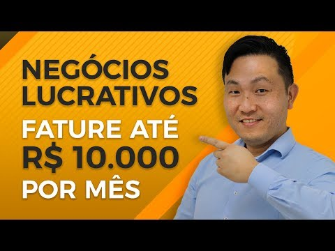 , title : '5 IDEIAS de NEGÓCIOS para abrir com BAIXO INVESTIMENTO em 2020 💰🤩'