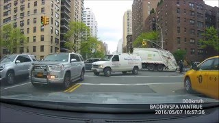 Bad Drivers of New York City 13 - Intersection Blockers
