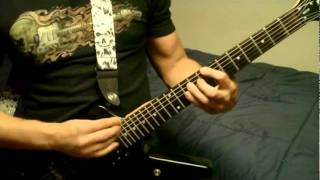 Danzig Twist of Cain guitar cover