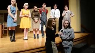 Town Tip Thursday, A WHAT MATTERS Initiative--Warren County High Drama Production