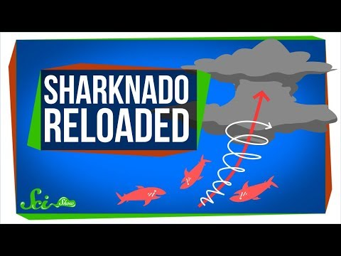 Sharknado Reloaded: Yep, Still Impossible