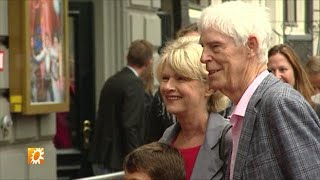 Martine Bijl En Man Pakken De Draad Weer Op - RTL BOULEVARD - LATE EDITIE