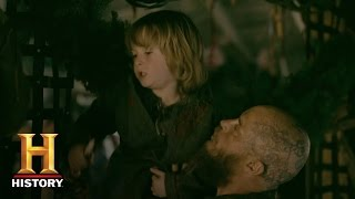 Sneak Peak - Ragnar et Aslaugh lutte sur Ivar (Vo)