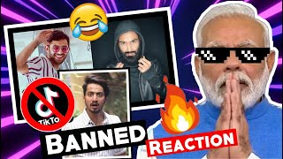 Tiktok Ban In India | Tiktok Ban Reaction | Est Entertainment