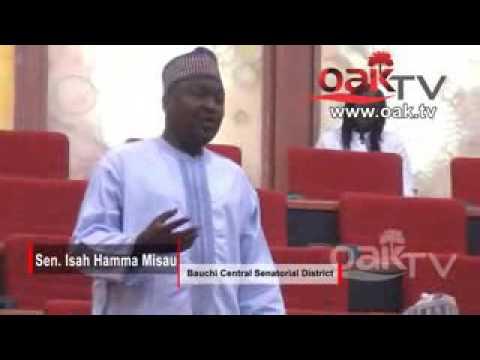 Enemies around president Buhari by senator Isah Misau