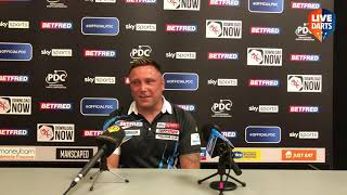 """Gerwyn Price: """"Peter's playing rubbish, he's won nothing really – I'm not worried about him or MVG"""""""