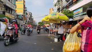 Sàì Gòn, Lê Đại Hành, Chợ Thiếc, Quận 11, Mùng 5, Tết Đinh Dậu