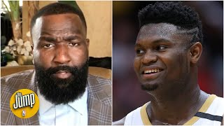 Reacting to Zion Williamson saying he hasn't 'felt like a teenager in a long time' | The Jump