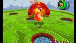 Super Mario Galaxy 2 - Flip-Flopping in Flipsville Boss (Glamdozer)