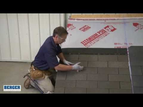 Installing 100 Series Snow Guards for Shingle Roofing