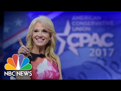 Kellyanne Conway Talks 'Conservative Feminism' At CPAC | NBC News