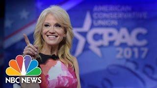 Kellyanne Conway Talks 'Conservative Feminism' At CPAC | NBC News