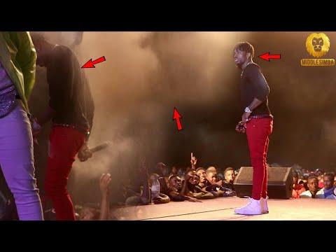 FULL VIDEO:balaa la DIAMOND tabora wasafi festival,VUMBI imezua balaa,Watu wametimuliana Vumbi...