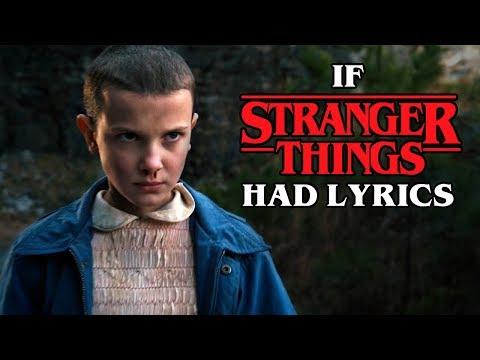 Zpívaná znělka Stranger Things