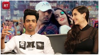 Hardy Sandhu Reveals Why He Chose Nora Fatehi Over Other