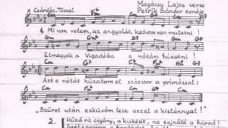 Petrik Sándor - Magócsy Lajos: Vigadó Csárdás