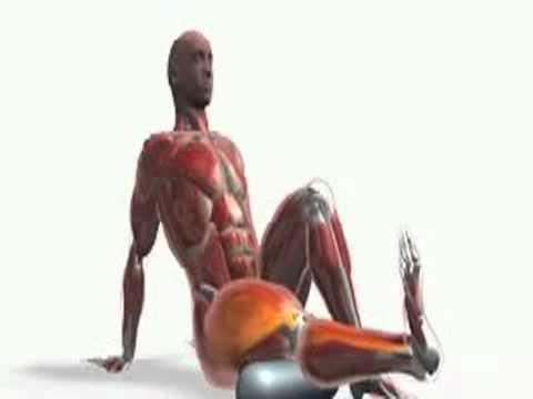 Wunden Rücken und Bauch Übelkeit