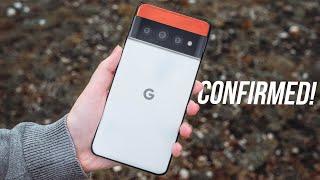 Google Pixel 6 - HERE WE GO!