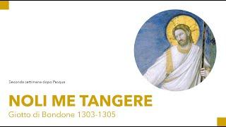 Noli me tangere – Giotto