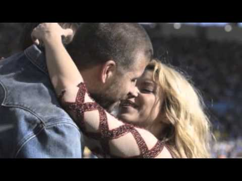 Download Shakira And Gerard Pique-Power Of Love HD Mp4 3GP Video and MP3