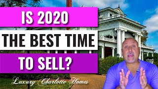 SELL MY HOUSE ? WHY 2020  MAY BE THE BEST TIME TO  SELL A HOUSE  ! HOUSING MARKET UPDATE !