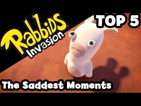 Rabbids Invasion - The Saddest Moments