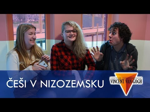 CESTA NA SEVEROZÁPAD a CSVVG | Češi v Nizozemsku #1